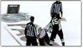 K.O après une baston au hockey !
