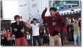 Du taekwondo shuffle en Corée