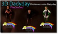 Dadyday 3d : le clip !