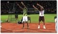 Tsonga et monfils dansent Corde à Sauter