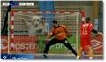 Roucoulette dans le dos sur Penalty au Hand !