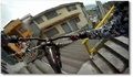 Course de VTT dans les favelas !