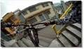 Course de VTT dans les favelas !