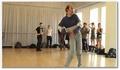 Nathan Barnatt est un sacré danseur