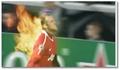 Célébrations buts de foot avec effets spéciaux