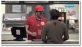 Quand on travaille dans un fast food
