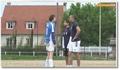 Gonzague : embrouille avec un joueur de foot