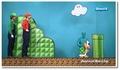 Quand on est Mario et Luigi