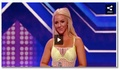 Lorna Bliss se prend pour Britney Spears dans X Factor
