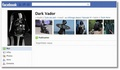 Gonzague : Dark Vador sur Facebook