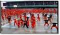 Le Gangnam Style dans une prison