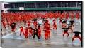Le Gangnam Style dans une prison