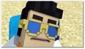 Minecraft style : Gangnam Style dans Minecraft