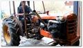 Un tracteur tuning