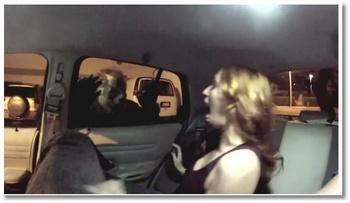 La blague du chauffeur de taxi flippant