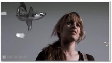 Sharknado : film sur une tornade de requins