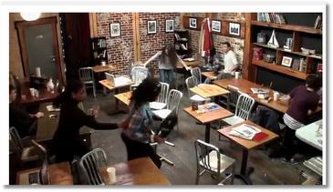 Télékinésie et caméra cachée