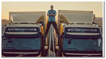 Jean-Claude Van Damme et Volvo
