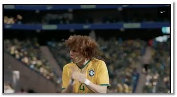 Oser être brésilen : Nike Football