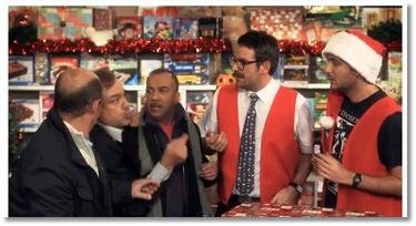 Palmashow : quand on cherche un cadeau de Noël