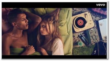 Stromae : tous les mêmes, le clip