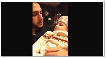 A 1 an, elle fait du beatbox