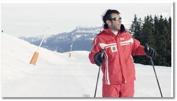 Quand on est au ski : Palmashow