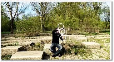Un angevin fait le buzz avec ses illusions d'optique