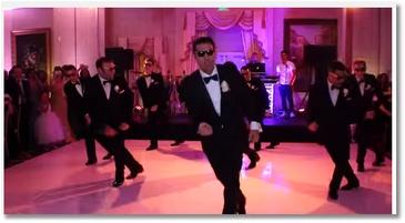 Une superbe danse de mariage