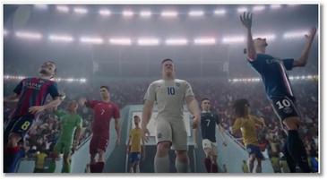 Nouvelle pub Nike Football