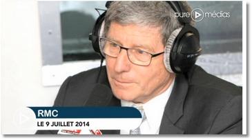 Jean-Michel Larqué dérape sur RMC
