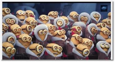 Les Minions : le film