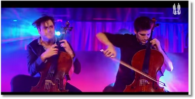 Wake Me Up d'Avicii au violoncelle !